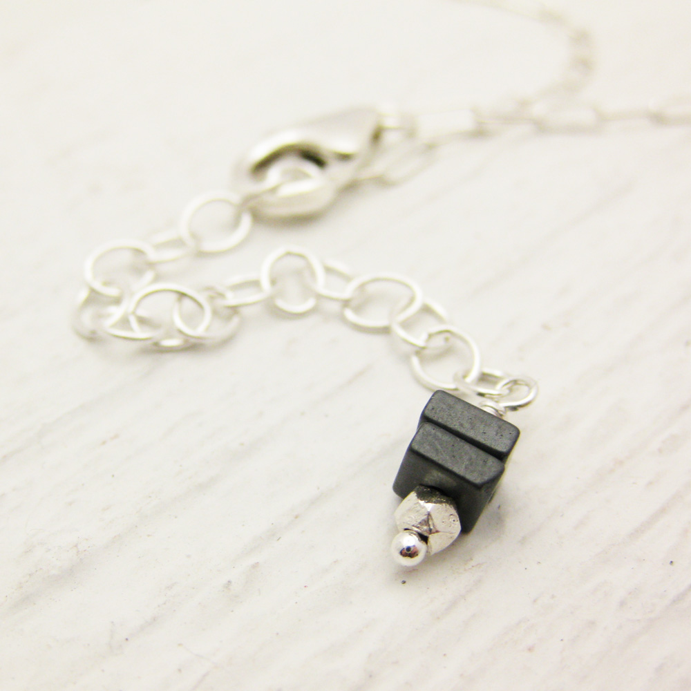 Geometric Bib Necklace